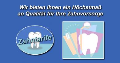 Gesunde Zähne fördern die Gesundheit